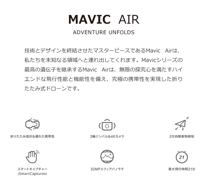 Mavic-Air_特徴
